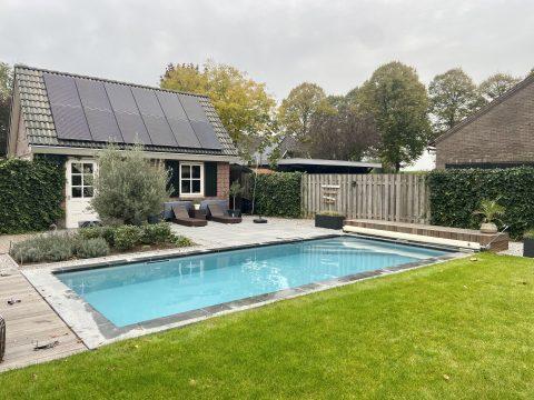 Zwembad aanleg gelderland